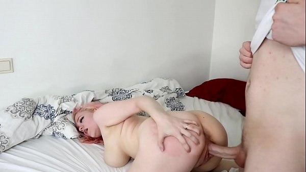 Sexy amateur with big tits gets a hot creampie - Amadani