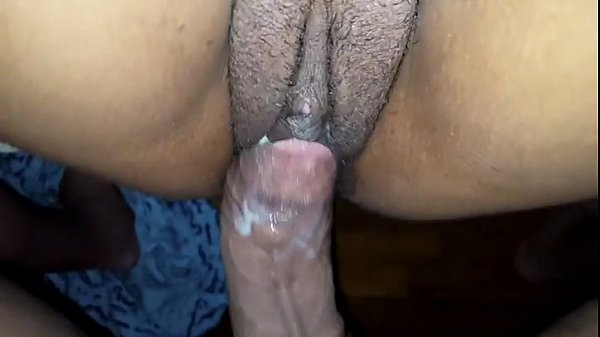 Puerto Rican Playing With Her Hairy Pussy