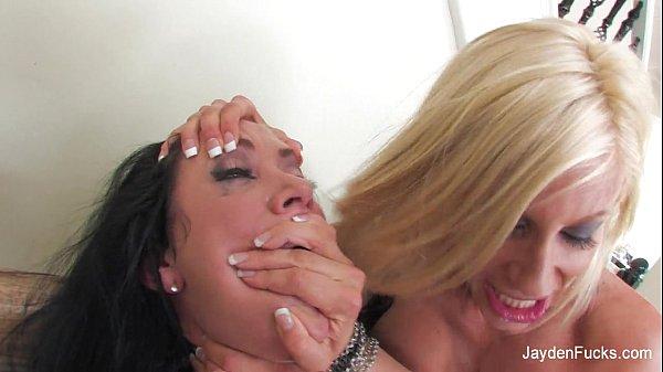 Jayden Jaymes Lesbian's Attack