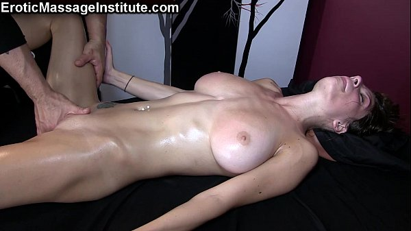 Erotic massage with oil and squirt mobile porno