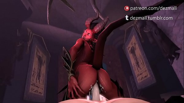 Хентай с демонессами
