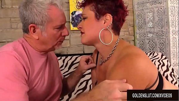 Older Slut Scarlett O Ryan Twerks Her Big Ass While Bouncing on a Hard Dick Thumb