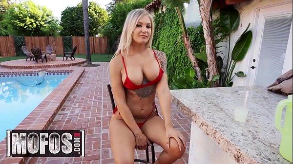 I Know That Girl - (Ricky Johnson, Alison Avery) - Tiny Red Bikini Babe - MOFOS Thumb
