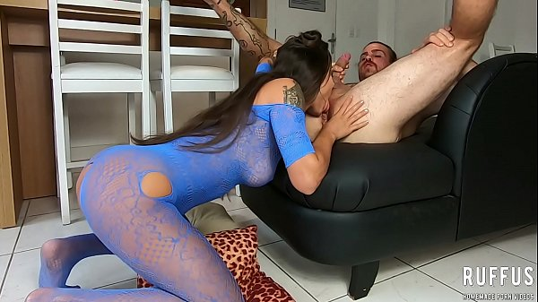 Slut brunette satisfies lover with blowjob and rimming - Ana Rothbard - Full video on RED