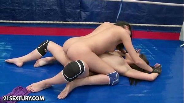 Nude Fight Club Presents: Connie vs Karen Thumb
