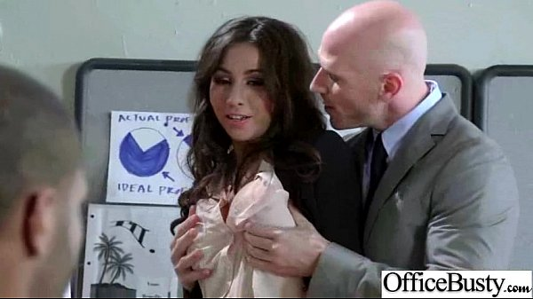 Big Tits Girl Love Exciting Hard Sex In Office movie-30
