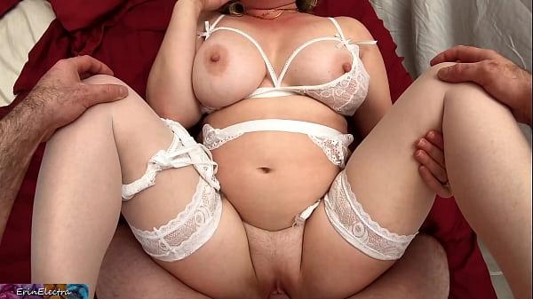 Stepmom caught giving phone sex