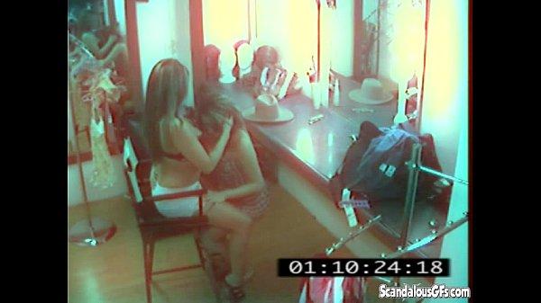 CCTV Captures A Hot And Skanky Lesbian Affair Thumb