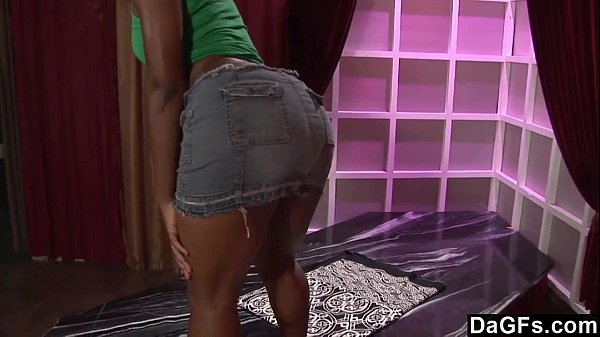 Black stripper fucked by her client Thumb