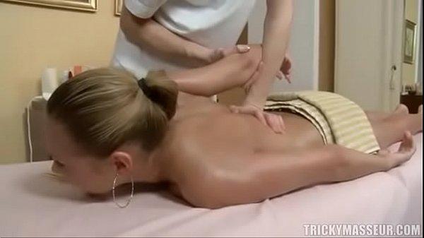 Blonde tricked during massage http://everythingtoxic.blogspot.com Thumb