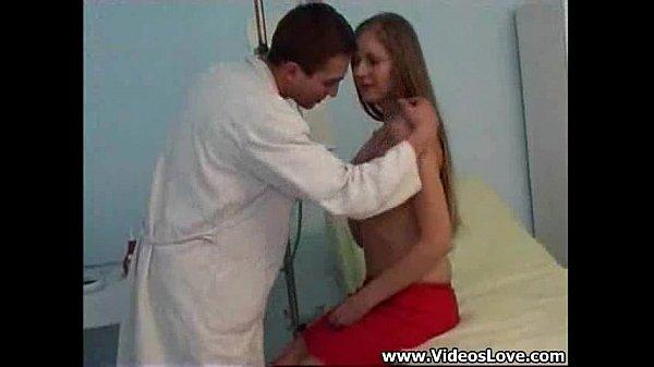Dirty Doctor Fucks Patient