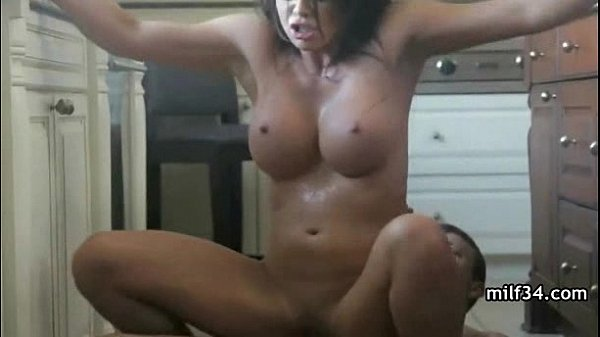 Hot MILF horny enough to be filmed