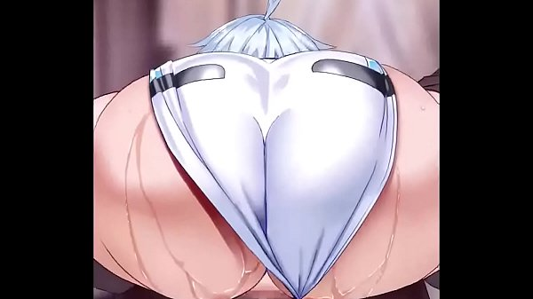 「Short Stacked and Thicc Backed」by Nyamota [Hyperdimension Neptunia Animated Hentai]