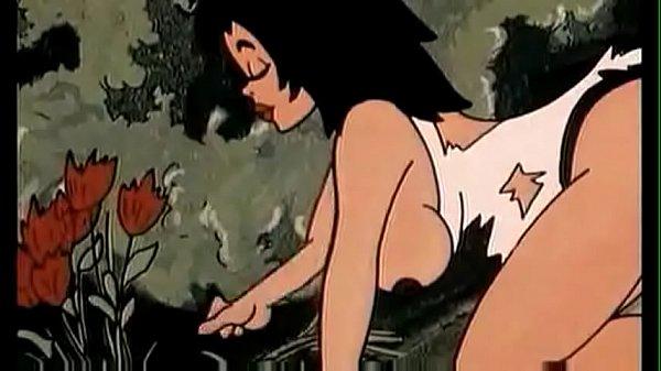 Retro porn cartoons