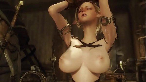 Skyrim Immersive Porno 1