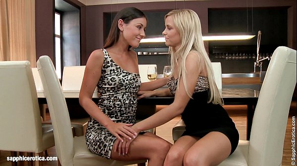 Lesbians In Vogue - by Sapphic Erotica lesbian sex with Lila Iwia Thumb