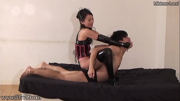 Japanese Dominatrix Femdom Wrestling Humiliation