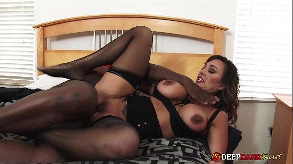 MDDS Hot MILF Aubrey Black Creampied by Black Lover Thumb