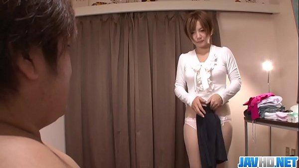 MILF Meguru Kosaka Sucks Dick And 69s In POV - More at javhd.net