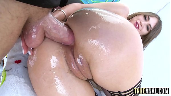 Image TRUE ANAL Tiny Riley Reid has her ass licked and then fucked