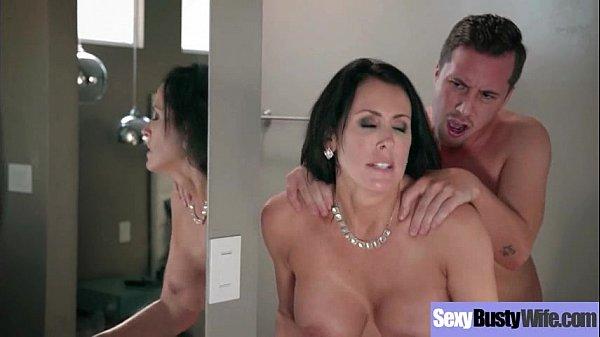Hardcore Sex Tape With Busty Slut Wife (Reagan Foxx) video-21 Thumb