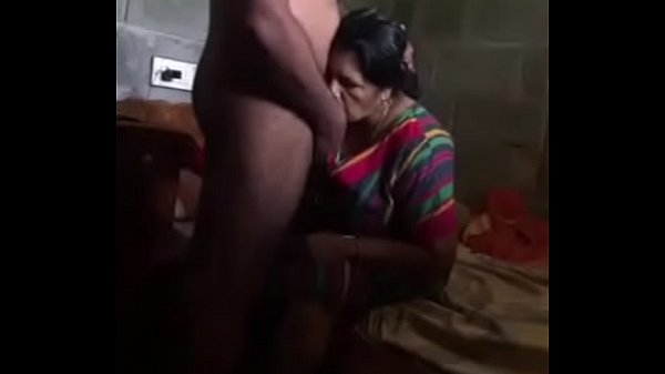 Indian Old Aunty Cheats With Her Husband And Gets Fucked By Husband's Brother.