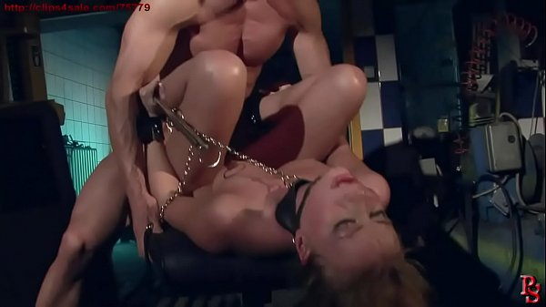 Hunting a slave in the city. The most beautiful puppy. BDSM movie. Hardcore bondage sex and humiliation.