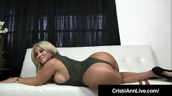 Boss Cristi Ann Confronts Employee Who Stole Her Dirty Hose! Thumb