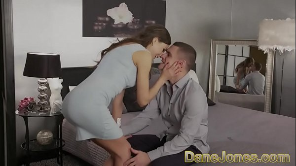 Dane Jones British brunette MILF Tina Kay 69 an...