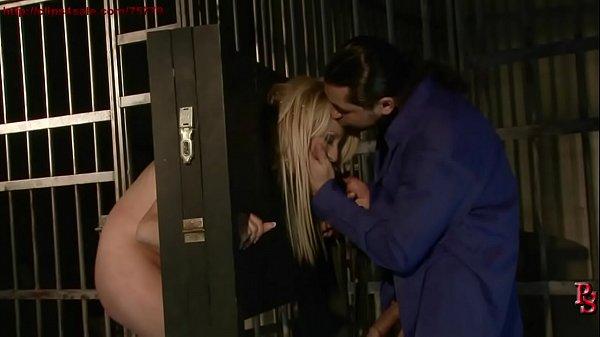 Dirty cop's sex slaves. Naughty hooker. Gina Brigitta. BDSM movie. Hardcore bondage sex