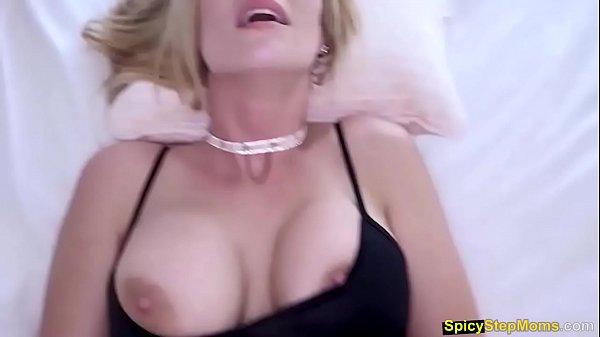 Hot MILF Rachael Cavalli gets fucked by lucky s...
