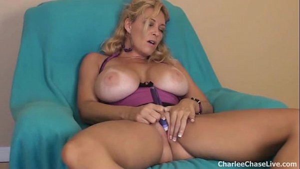 Charlee Chase Shows Off Her Big Tits!
