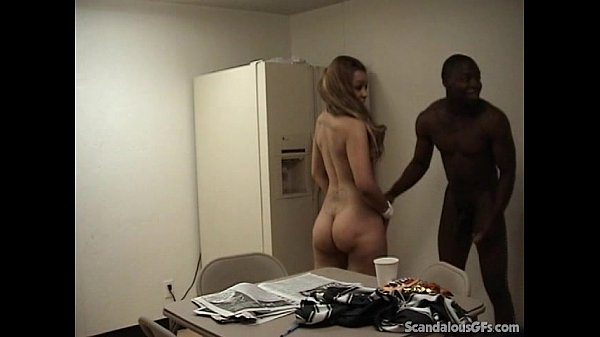 A Very Nasty Interracial Fucking Action In The Breakroom Thumb