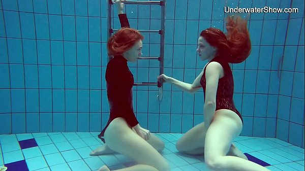 Diana & Simonna two oustanding teens in the pool Thumb