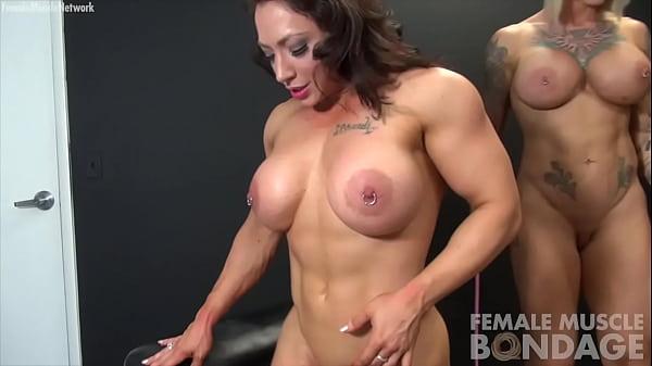 Duchess Dani masturbates Brandimaes pussy Thumb