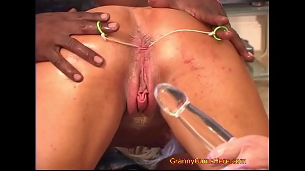 OLD Pussy, Assholes and FILTHY Grand Mothers