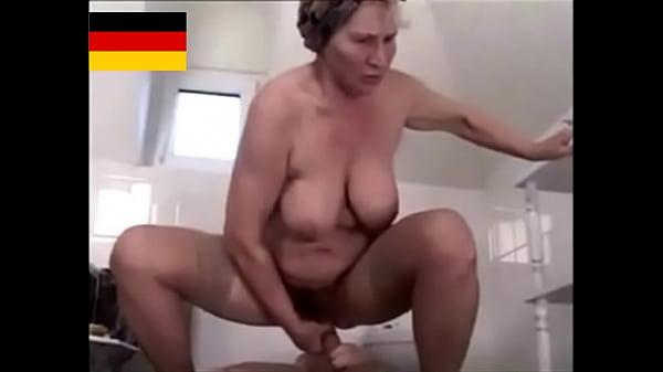 Hairy Granny Fucked