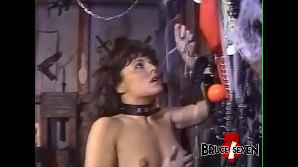 Lesbian femdom playing with her restrained submissive Thumb