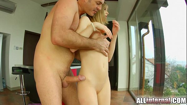 All Internal Shy newcomer gets pussy injected with cum Thumb