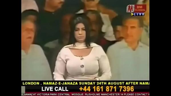 Busty Big Boobs Thick Sexy Milf Pakistani Actress Nadra Chaudhary.FLV Thumb
