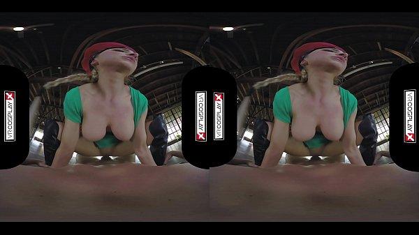 Street Fighter Sex Fantasy With Cammy VRCosplayX.com