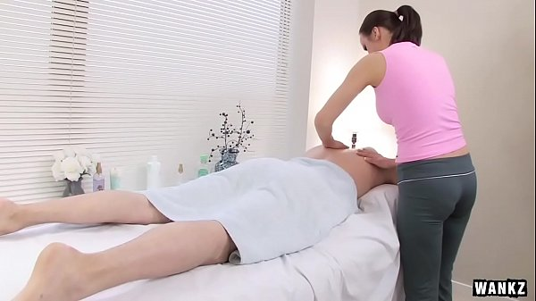 WANKZ- Cum On Masseuse Janessa