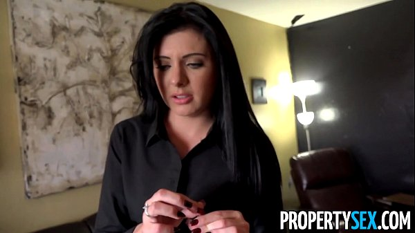 PropertySex - Pretty real estate agent with southern accent fucks her client Thumb