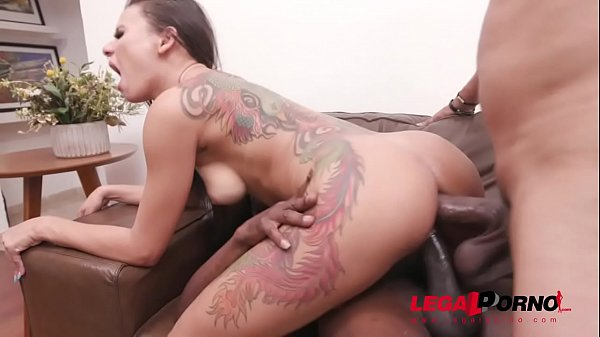 Carol Fenix assfucked and DP'ed in threesome wi...