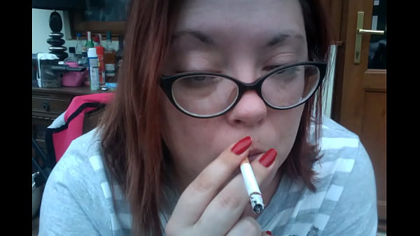 First Fags Of The Morning With BBW Tina Snua - Coughing Fetish