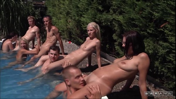 Endless summer fucking... all of your fantasies