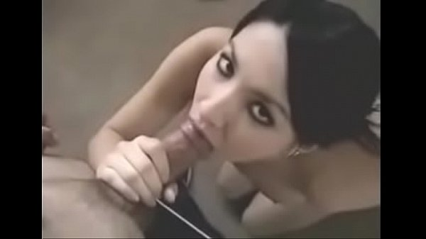 Cute Brunette With Shaved Pussy Gets a Huge Facial Thumb