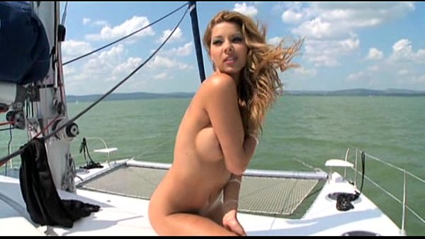 Cindy Hope Big Cock Cravings on a yacht Thumb