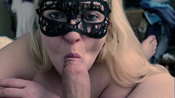 Hot Busty Blonde Gives POV Blowjob SexyVickie Thumb