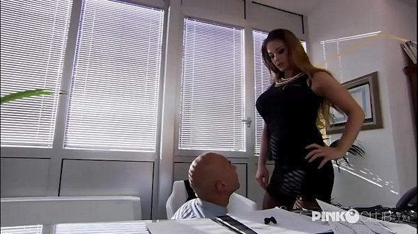 Cathy Heaven Anal in office! Enormous Boobs! Thumb